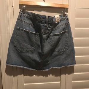 67ecbe154e Agolde Skirts   High Rise Jean Skirt Size 32   Poshmark